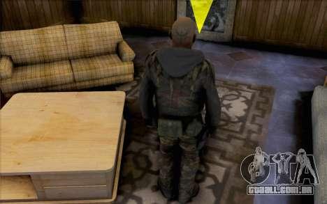 COO-COO de Crysis 3 para GTA San Andreas terceira tela