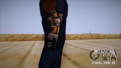 A arma de Bulletstorm para GTA San Andreas terceira tela