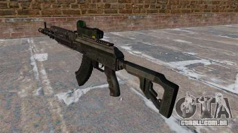Tático AK-47 para GTA 4 segundo screenshot