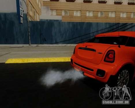 MINI Cooper S 2012 para as rodas de GTA San Andreas