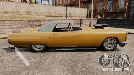 Peyote 1950 para GTA 4 esquerda vista