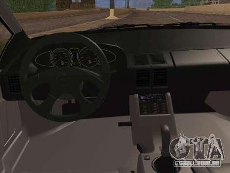 Cizeta Moroder V16T 1988 para GTA San Andreas vista direita