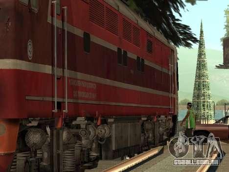 Tep80-0002 para GTA San Andreas traseira esquerda vista