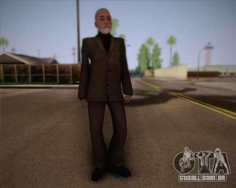 Dr. Breen para GTA San Andreas