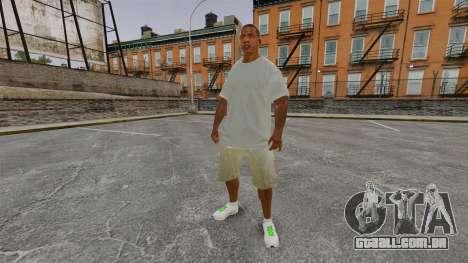 Franklin Clinton v3 para GTA 4