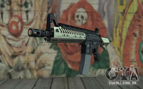 VLTOR SBR 5.56 no Sight para GTA San Andreas