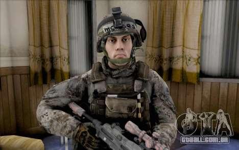 David Montes para GTA San Andreas terceira tela