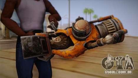 Espingarda de Bulletstorm para GTA San Andreas