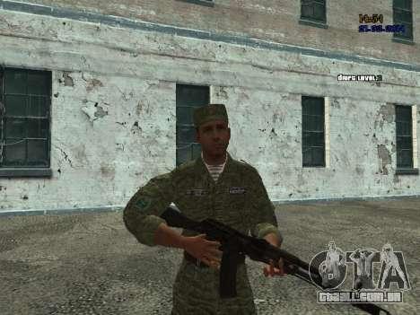 Lutador no ar para GTA San Andreas