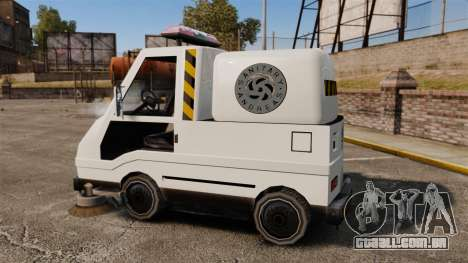 GTA SA Washer para GTA 4 esquerda vista