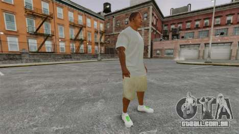 Franklin Clinton v3 para GTA 4 segundo screenshot