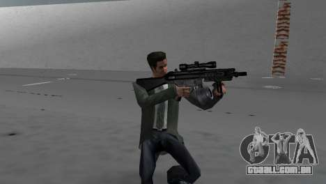 Custom MP5 para GTA Vice City segunda tela