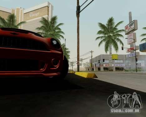 MINI Cooper S 2012 para o motor de GTA San Andreas