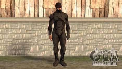 Robocop 2014 Movie Version para GTA San Andreas