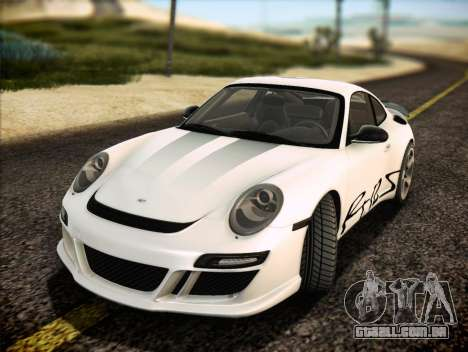 RUF RT12S para o motor de GTA San Andreas