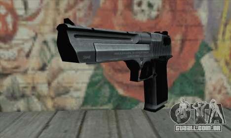 Acho que todos nós temos a águia negra para GTA San Andreas