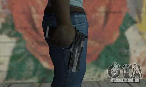 Acho que todos nós temos a águia negra para GTA San Andreas terceira tela
