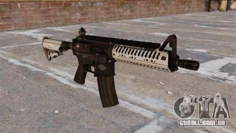 Automáticos carabina M4 VLTOR para GTA 4