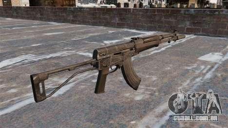 AEK-973 automático para GTA 4 segundo screenshot