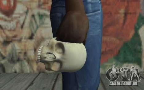 Crânio para GTA San Andreas terceira tela