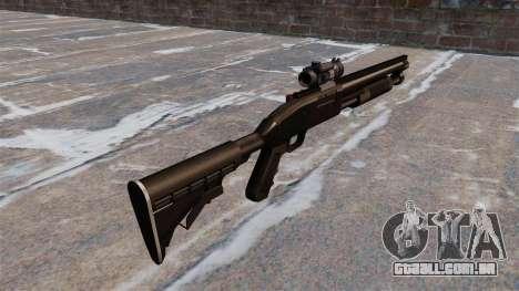 Espingarda tática para GTA 4 segundo screenshot