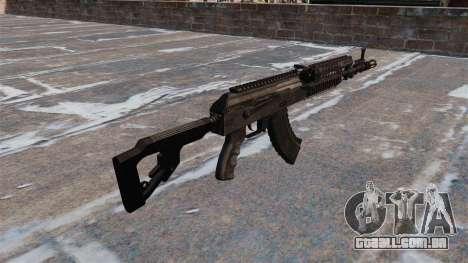 AK-103 para GTA 4 segundo screenshot