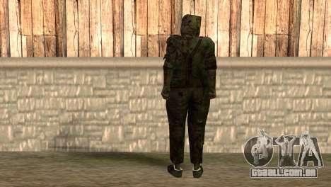 Dr. Salvador para GTA San Andreas segunda tela