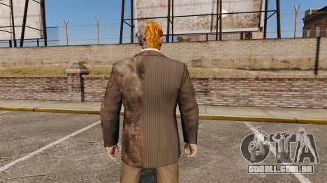 Harvey Dent (duas-caras) para GTA 4 segundo screenshot