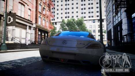 Direct Graphics para GTA 4 terceira tela