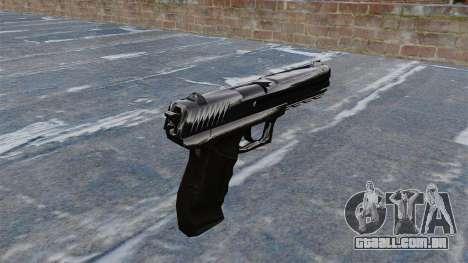 Arma Crysis 2 para GTA 4 segundo screenshot