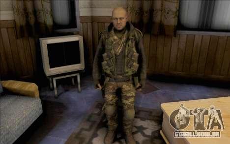 COO-COO de Crysis 3 para GTA San Andreas segunda tela