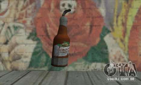 Coquetel Molotov de GTA V para GTA San Andreas
