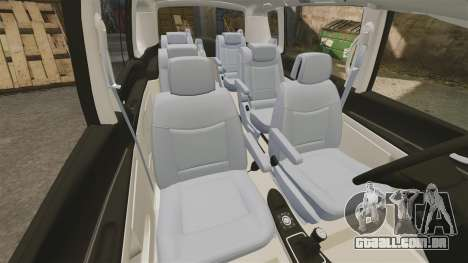 Renault Espace IV Initiale v1.1 para GTA 4 vista lateral
