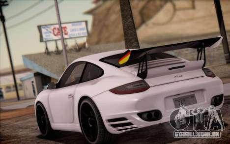 RUF RT12R para o motor de GTA San Andreas