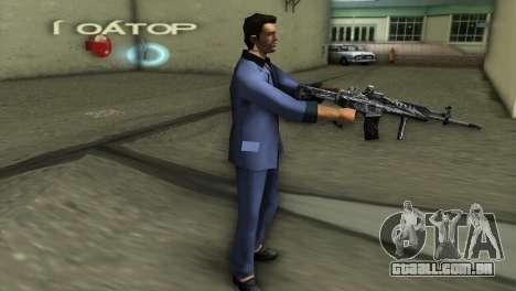 K-2 para GTA Vice City por diante tela