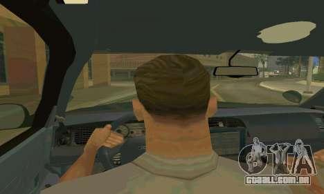 Ford Crown Victoria Police LV para o motor de GTA San Andreas