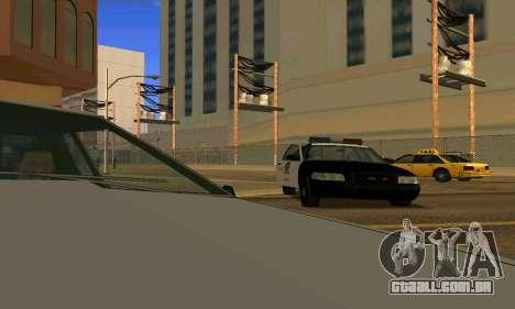 Ford Crown Victoria Police LV para as rodas de GTA San Andreas