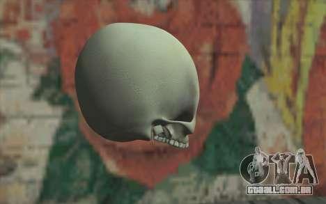Crânio para GTA San Andreas segunda tela
