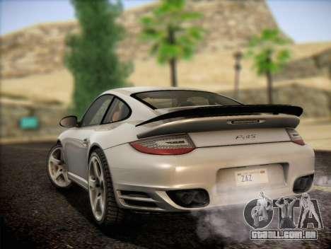RUF RT12S para GTA San Andreas esquerda vista