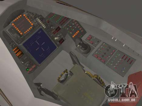 FARSCAPE modul para vista lateral GTA San Andreas
