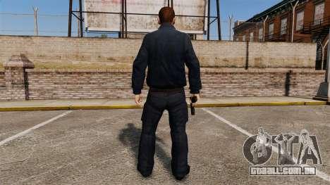 Forma de LCPD para GTA 4 segundo screenshot