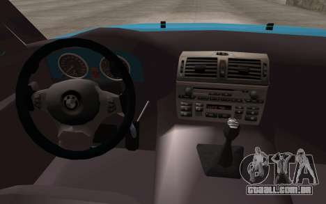 BMW 325Ci 2003 para GTA San Andreas vista direita