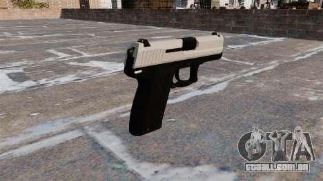 V 1.3 de pistola HK USP Compact para GTA 4 segundo screenshot