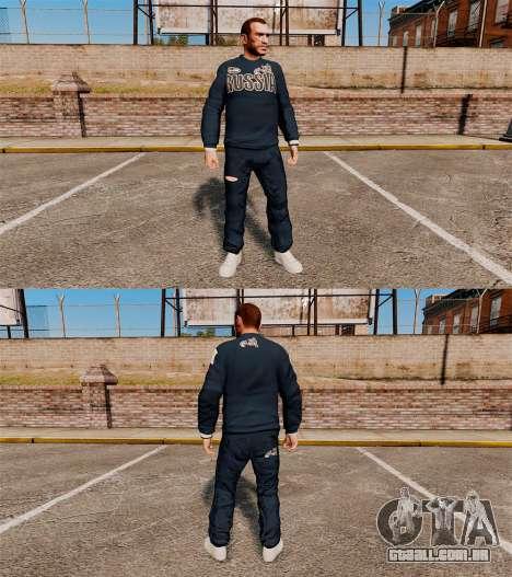 Vestuário-Bosco esporte- para GTA 4 segundo screenshot