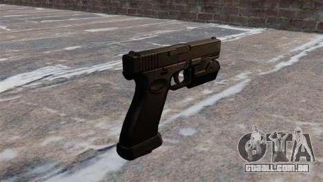 Carregamento automático pistola Glock 20 para GTA 4 segundo screenshot