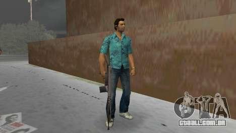 H&K G3A3 para GTA Vice City por diante tela