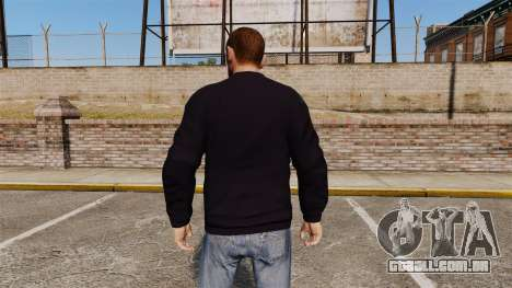 Camisola-Henleys - para GTA 4 segundo screenshot
