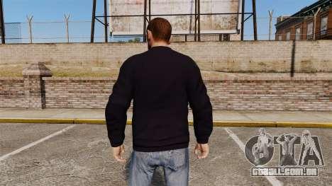 Camisola-Henleys - para GTA 4 segundo screenshot
