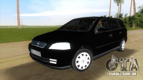 Opel Astra G Caravan 1999 para GTA Vice City