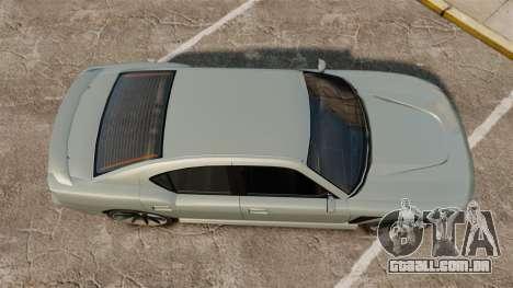 GTA V Bravado Buffalo STD8 para GTA 4 vista direita